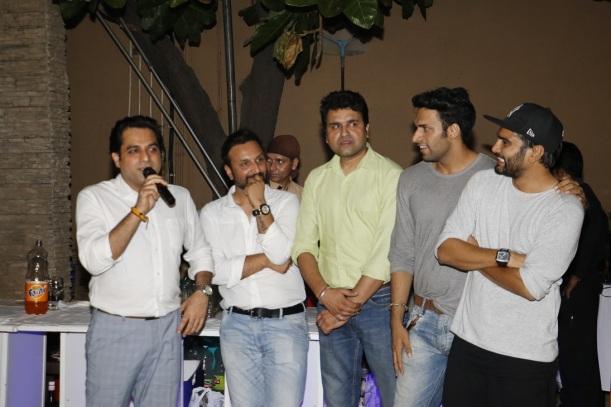 Vikas Khanna- Aman Paul Jain - Dhiraj Battu - Ashish Sablawat(1)