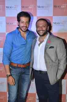 Nihaar Pandya and Nishant Joshi
