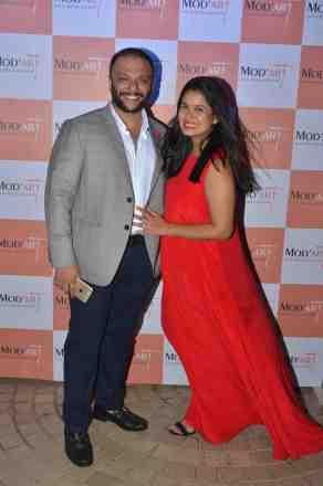 Nishant and Prerna Joshi