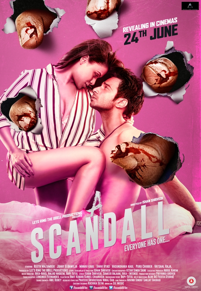 POSTER 2 - A Scandall