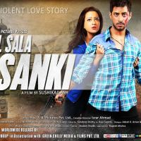 Cast,crew of Hindi film Dil Sala Sanki releasing on 9th September all over.