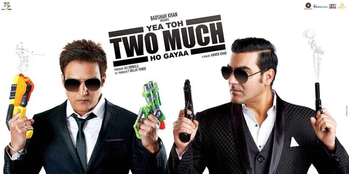 two muhch