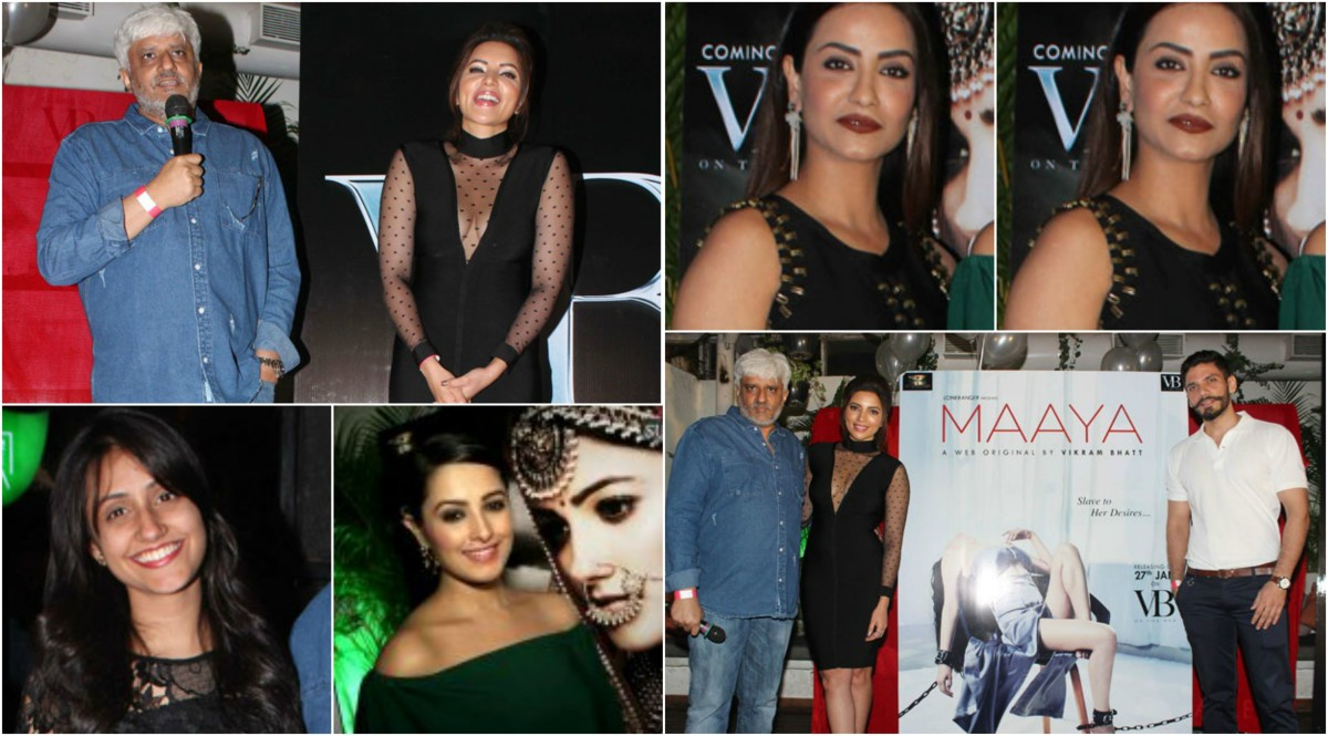 Watch out for Vikram Bhatt's webseries