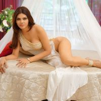 Sherlyn Chopra get the temperature soaring.