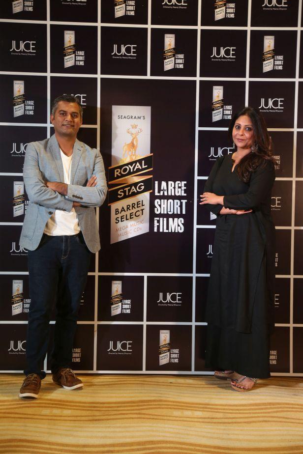 Royal Stag Barrel Select Large Shor Films presents Neeraj Ghaywan's Juice, starring Shefali Shah_01