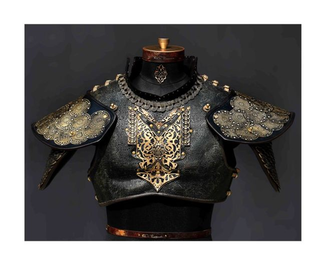 6 Khilji Armour Chest plate Detailing TVR for Padmavaat.jpg