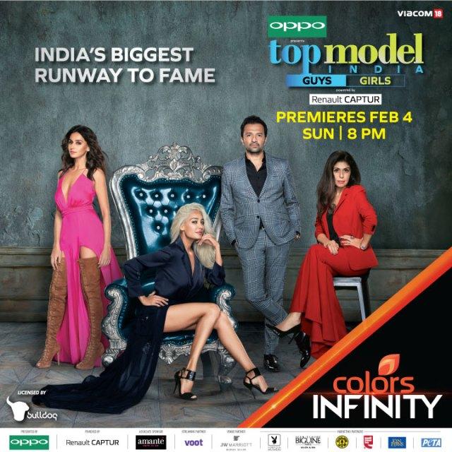 TOP MODEL INDIA - COLORS INFINITY.JPG