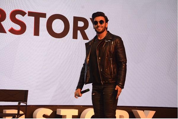 Ranveer Singh on stage as Carrera's Driveyourstory short film premieres (1).jpg