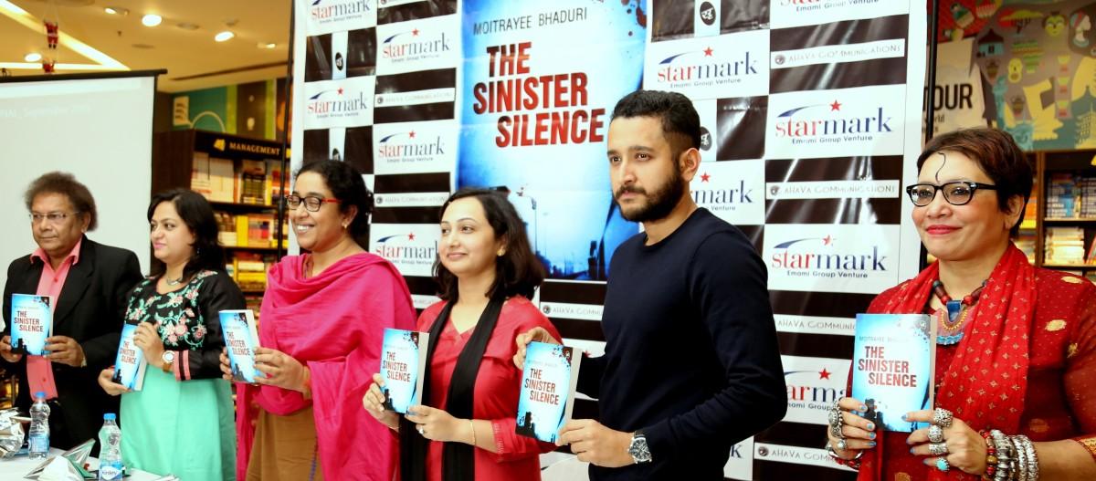 Kolkata Book Launch.JPG