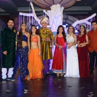 Launch of COLORS' Vish ya Amrit....Sitaara